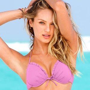 Victoria's Secret Fabulous Push Up Bikini Top 36C